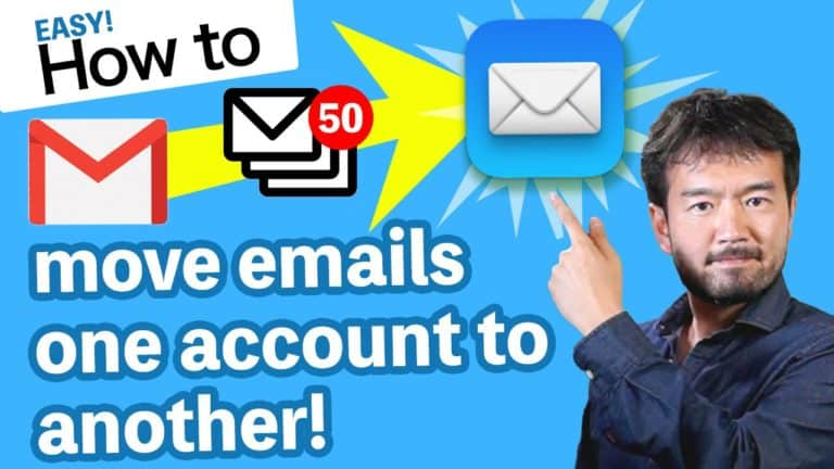 How to Move Emails from One Email Account to Another