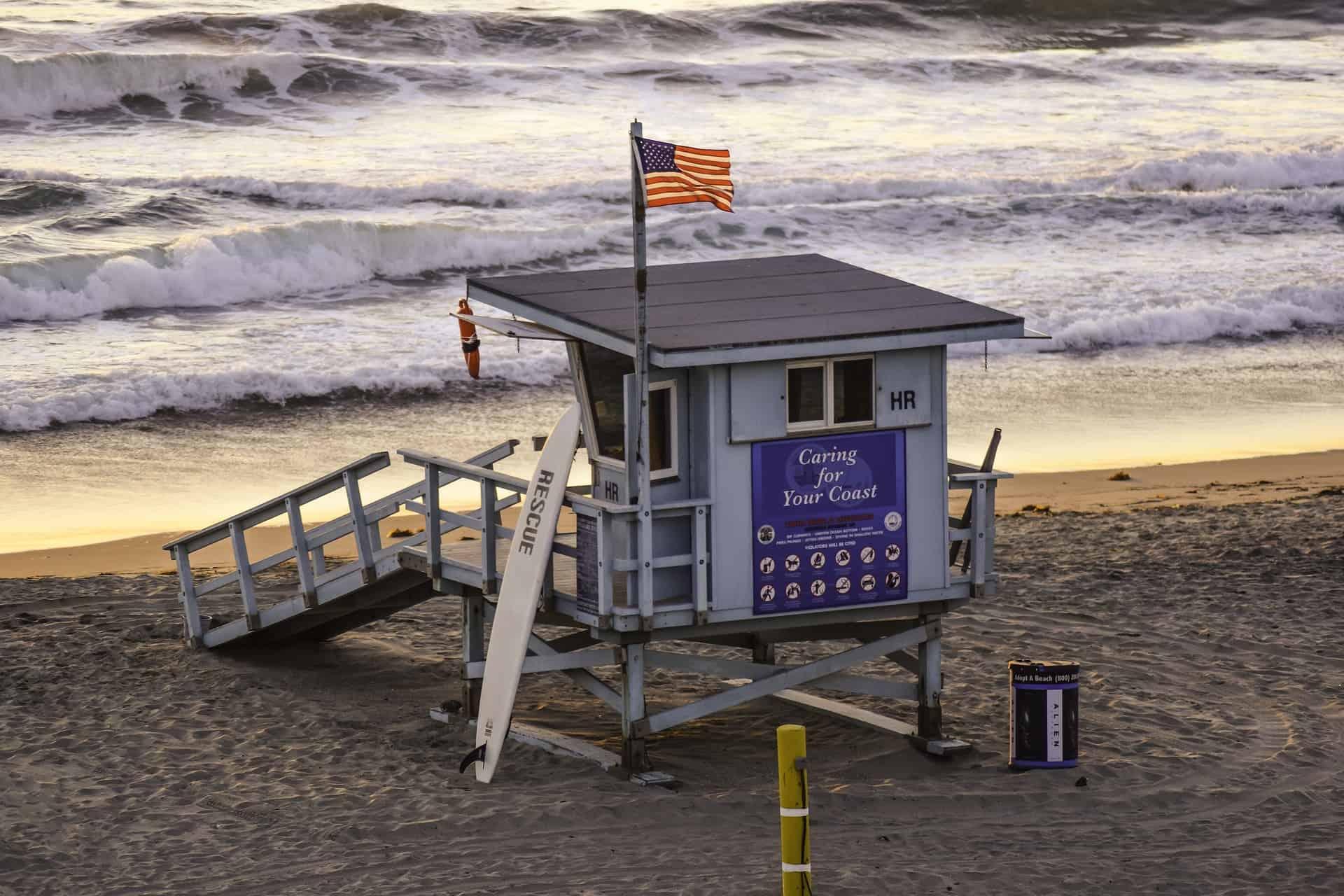 south bay california beach